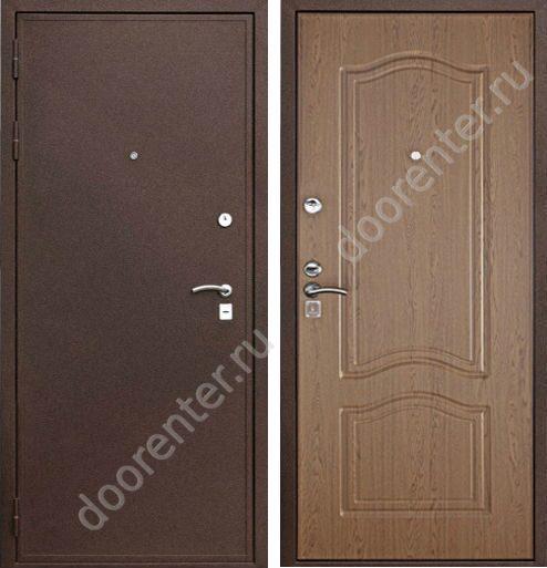 металлические двери комфорт м 3